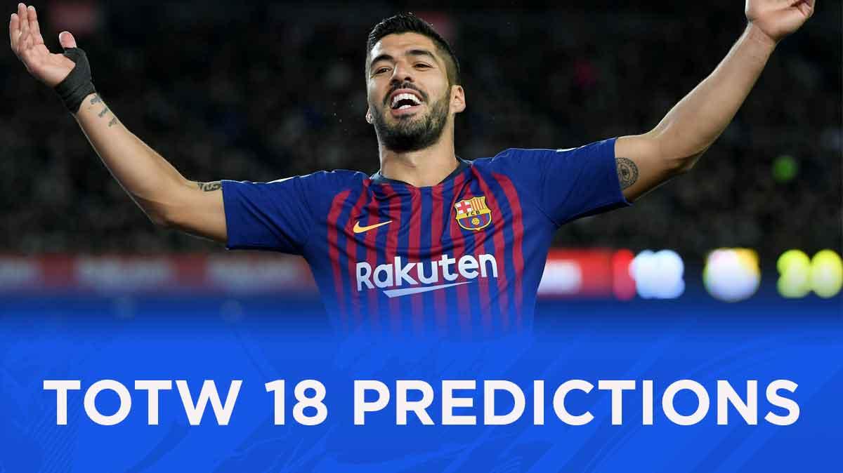 Fifa 19 Team Of The Week 18 Predictions Futhead News
